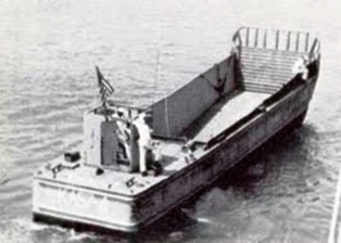 LCM-6 (Landing Craft, Mechanized)
